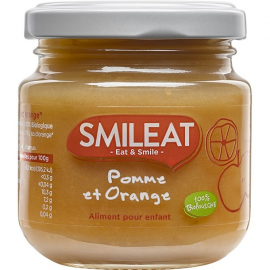 Dessert Pomme Orange BIO...