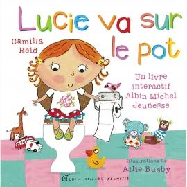 Lucie va sur le pot -...