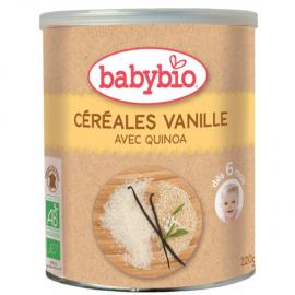 Babybio - Céréales vanille...