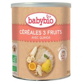 Céréales avec Quinoa - 3...