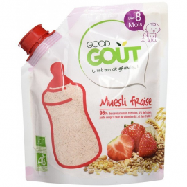 Good Goût - Céréales muesli...