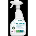 ENZYPIN ACTIPUR - Détergent désinfectant multi-surfaces prêt à l'emploi - pulvérisateur de 750ml