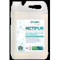 ENZYPIN ACTIPUR - Détergent désinfectant multi-surfaces prêt à l'emploi - bidon de 5L