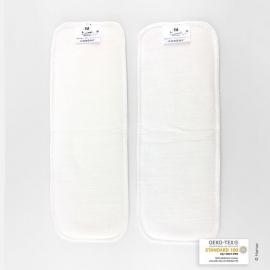 Boosters coton bio taille...