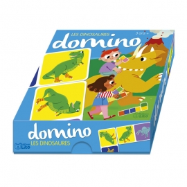 Domino -Les dinosaures -...