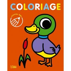 Coloriage premier âge - Le...
