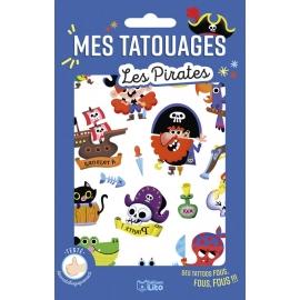 Mes tatouages - Les Pirates...