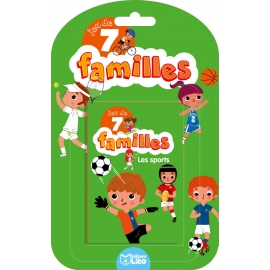 Jeux de 7 familles - Les...