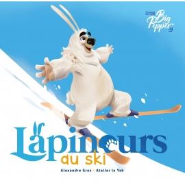 Lapinours au ski - Les...