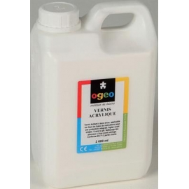 Vernis acrylique - OGEO