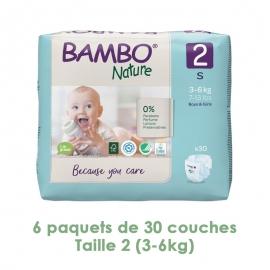 Couches Bambo Nature Mini...