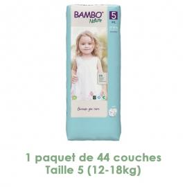Couches Bambo Nature Junior...