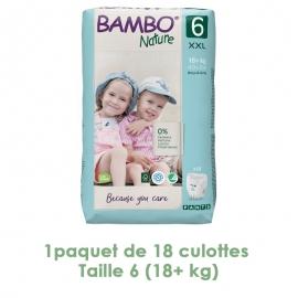 Bambo Nature Pants XL T6...