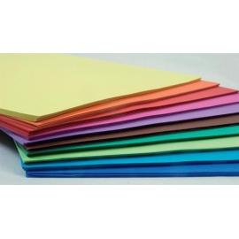 Papier couleur grand format...