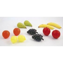 Sac fruits en plastique /12...