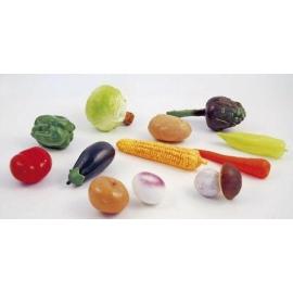 Sac légumes en plastique...