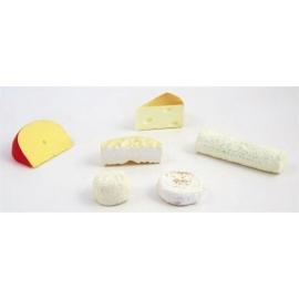 Sac fromages en plastique...