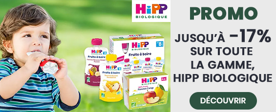 Promo -17% Hipp Biologique