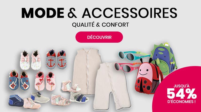 Modes & accessoires